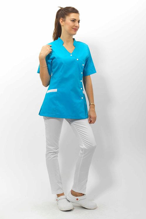 Modèle Alice turquoise