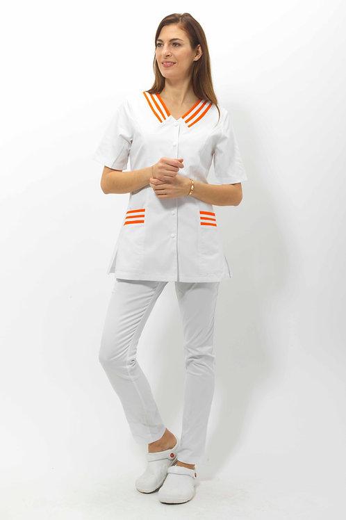 Modèle Sarah Orange