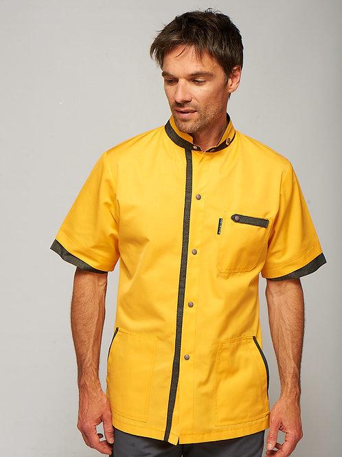 Modèle Western jaune