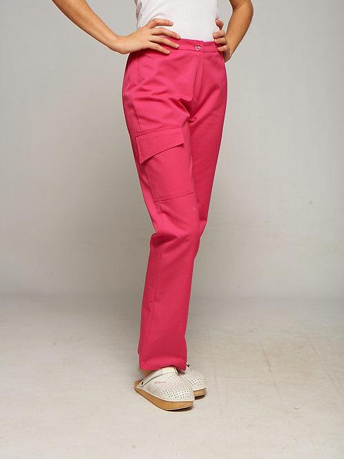 Pantalon Lola fuchsia