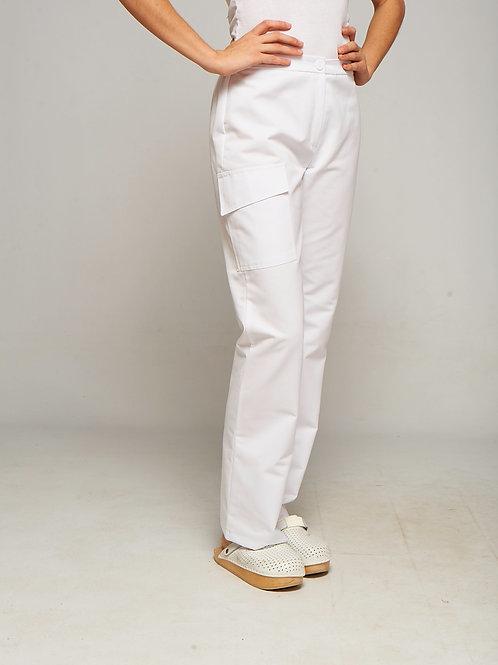 Pantalon Lola blanc