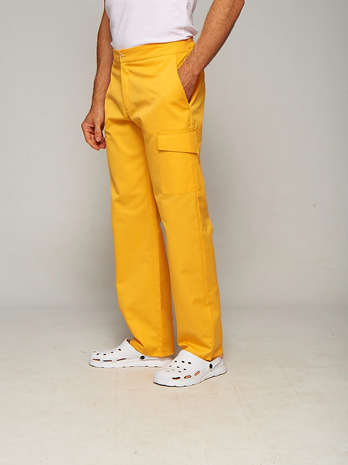 Pantalon Oscar Yellow