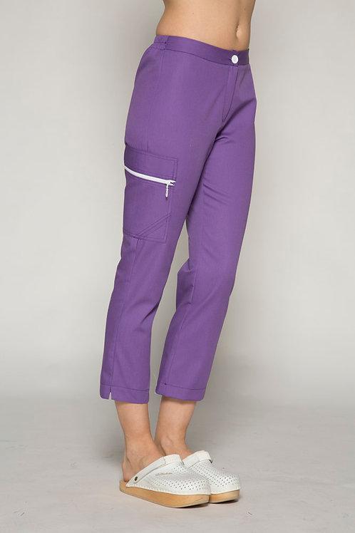 Pantacourt Albi violet
