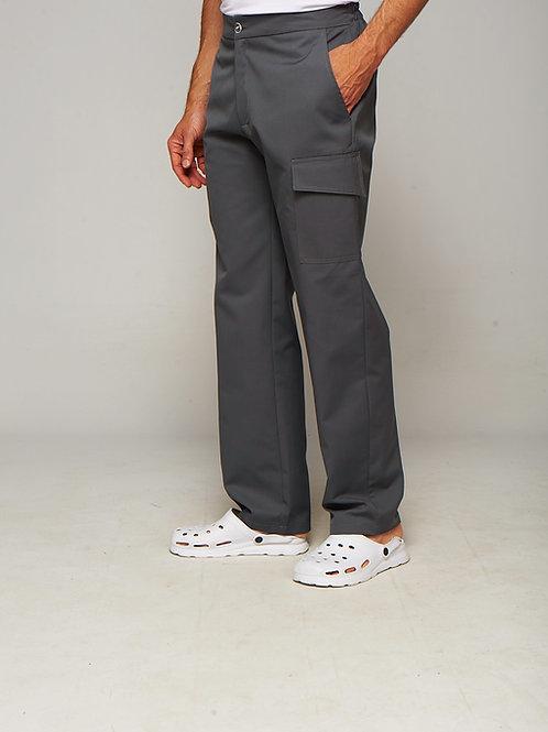 Pantalon Oscar anthracite