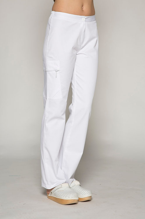 Pantalon Osiris blanc