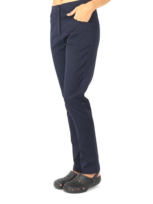 Pantalon Doris Marine