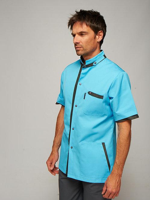Modèle Western turquoise