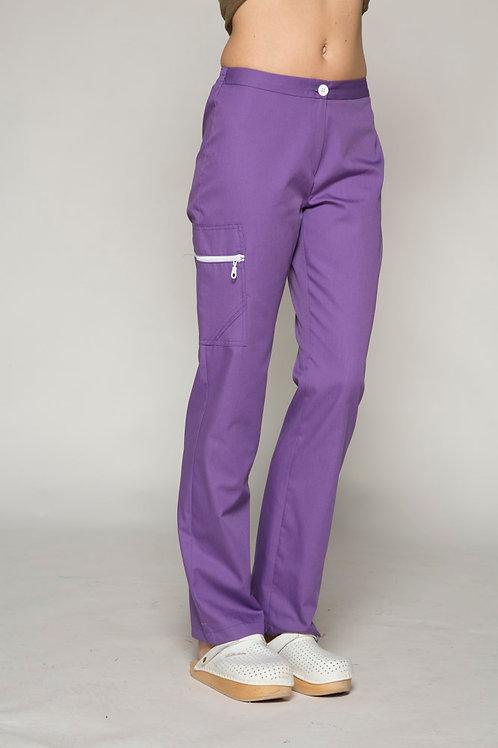 Pantalon Osiris violet