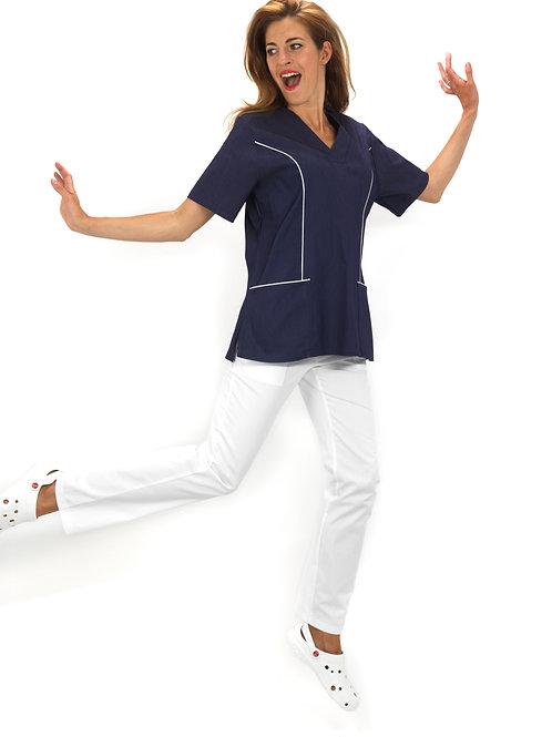 Modèle Elisa Bleu jean