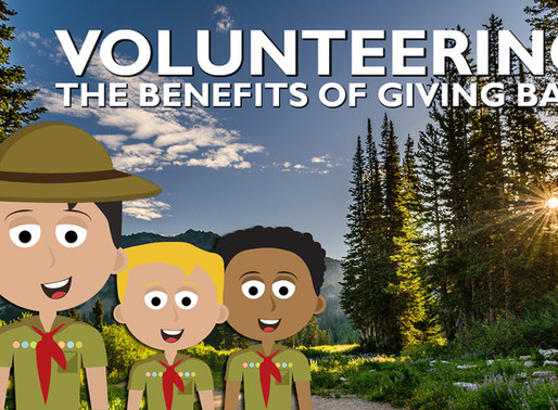 Volunteering: The Benefits of Giving Back