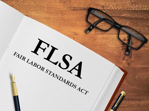 New Year, New FLSA Update