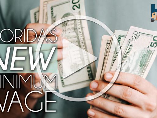 Florida's New Minimum Wage