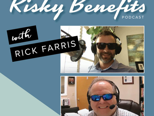 Up-To-Date Guidance on the Vaccination Mandate - Risky Benefits Podcast S2, Ep. #12