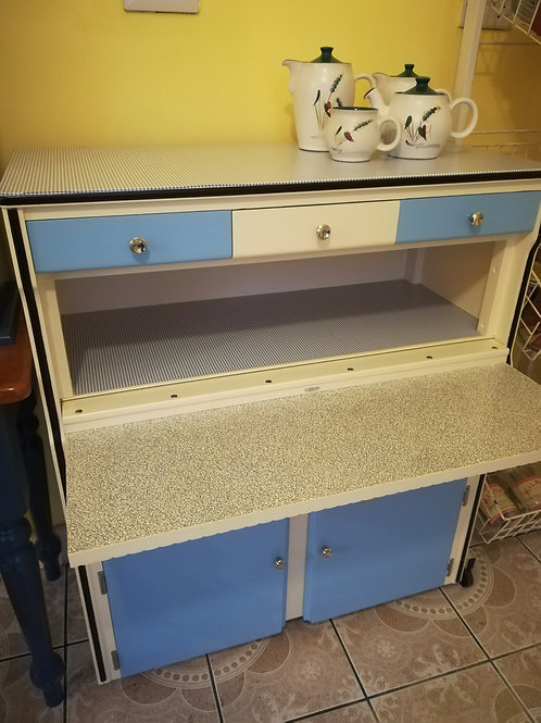 1960s Kitchen Cabinet
