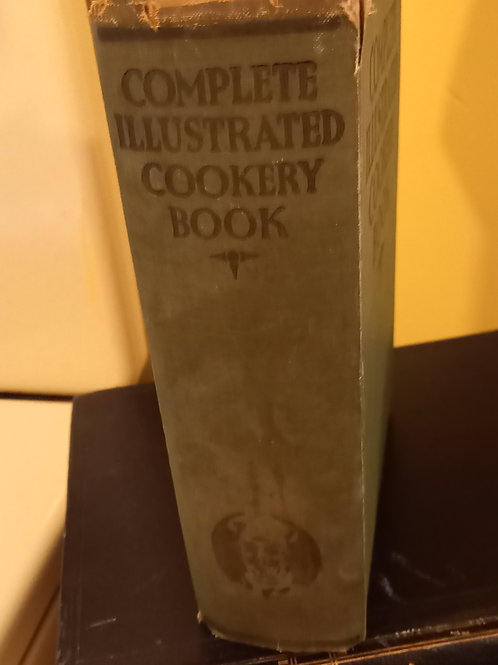 Complete Illustrated Cookery Book