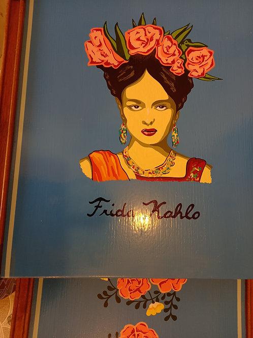 Remploy Frida Kahlo Trio Tables