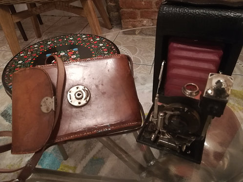 Rare  Kodak Camera and Case