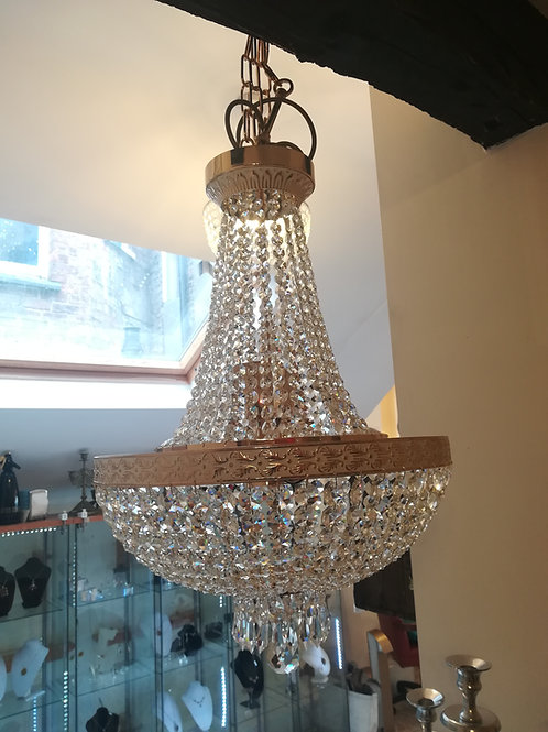 Two Tier Chandelier