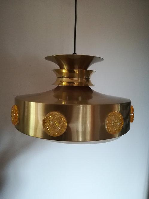 Vintage Scandinavian  Ceiling Lamp
