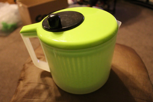 Lime Green Salad Spinner