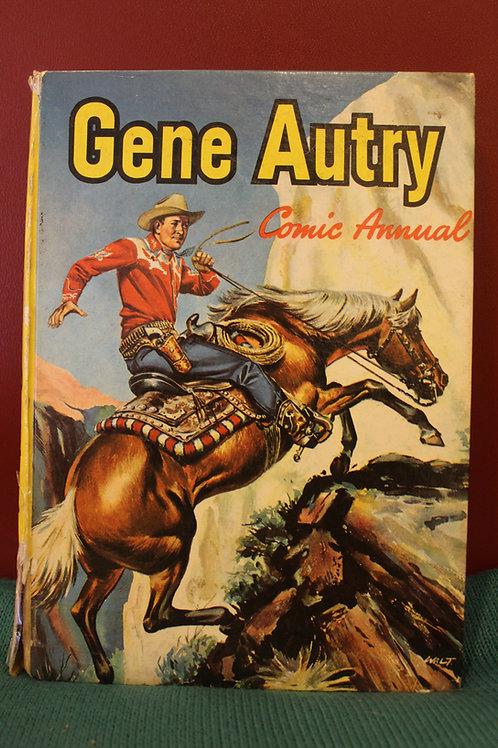 Gene Autry Comic Annula