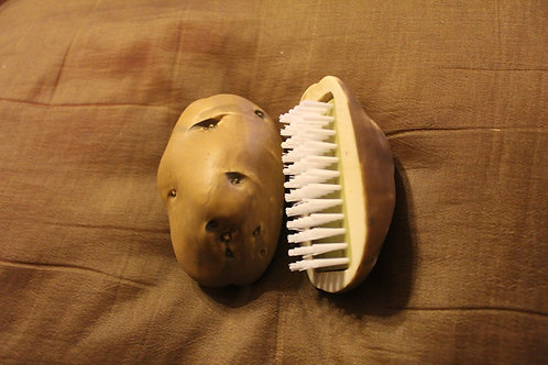 Potato Shapped Potato  Scrubber