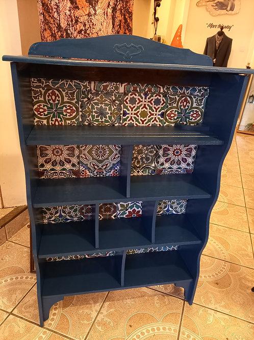 Kitchen Shelves -Blue