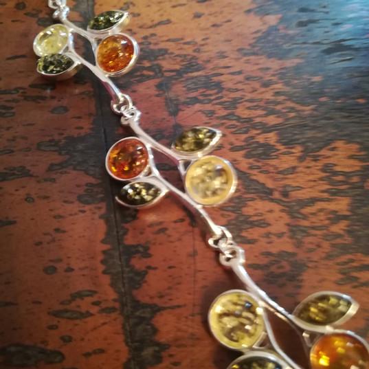 Amber Bracelet £40.00