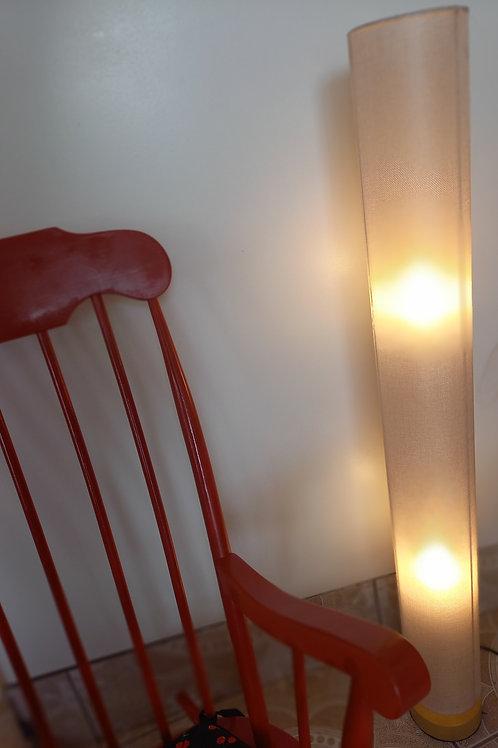 Vintage Style Floor Tube Lamp