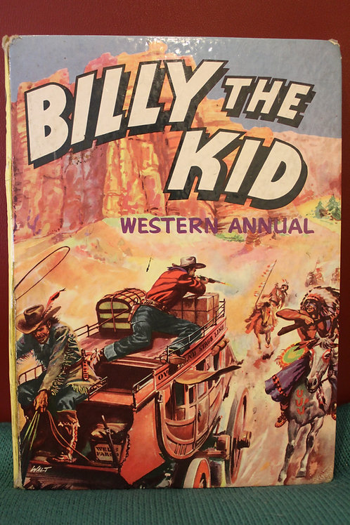 Billy the Kid Western Manual