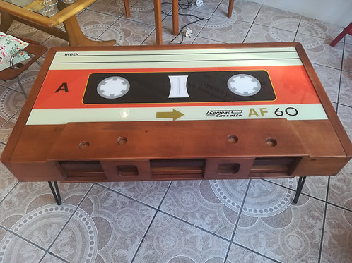 The Cassette Table