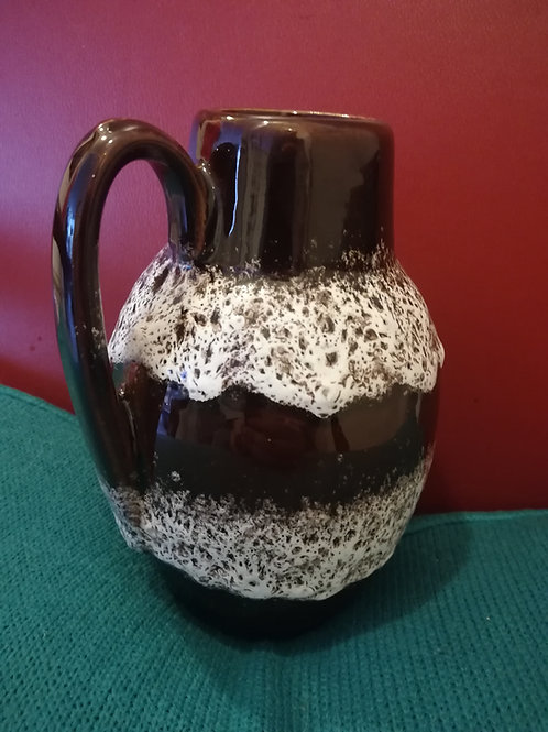 Cappaccino Vase - West German