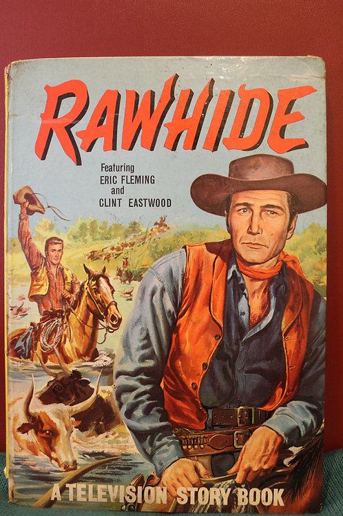 Rawhide Comic Book