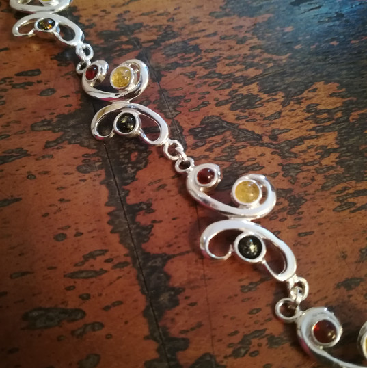 Amber Bracelet £45.00
