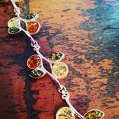 Amber Bracelet £50.00