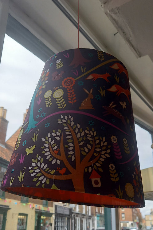 Vintage Style Lampshade for table lamp