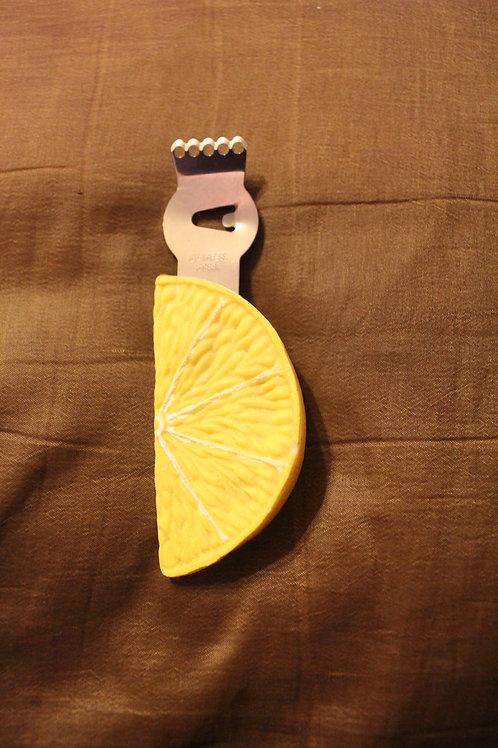 Lemon Shaped Lemon Zester