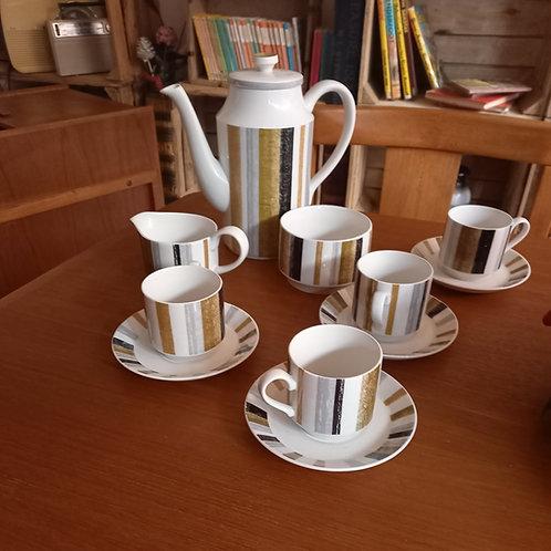 Queensbury Midwinter Coffee Service