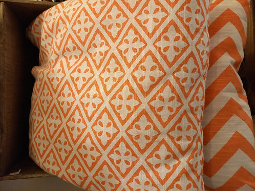 Classic Orange Cushions