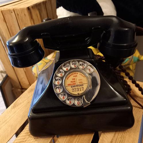1937 Bakelite Telephone