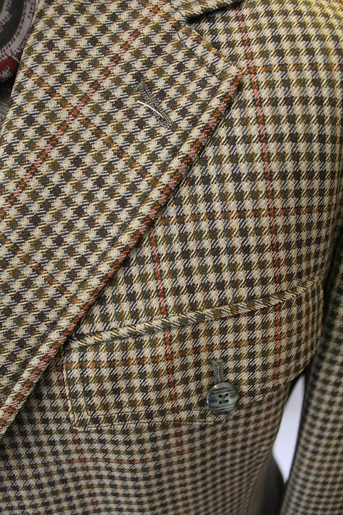 Dunn & Co Checked Jacket