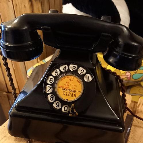 1932 Bakelite Telephone