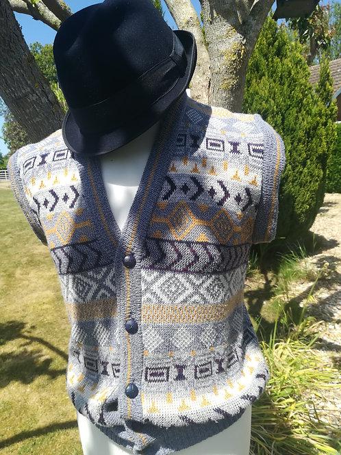 Woollen Waistcoat