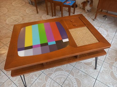 70s TV Coffee Table