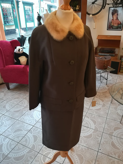 Ladies Vintage Suit
