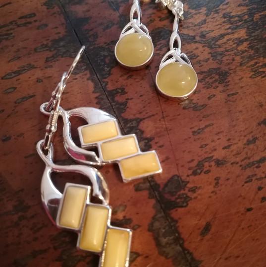 Yellow Amber £30.00