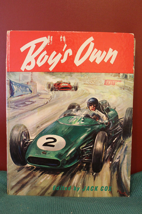 Boys Own Annual -1960s