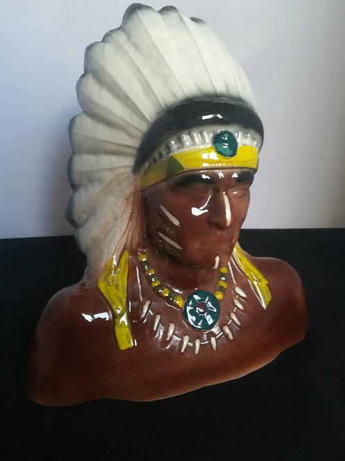Native Indian Incense Burner