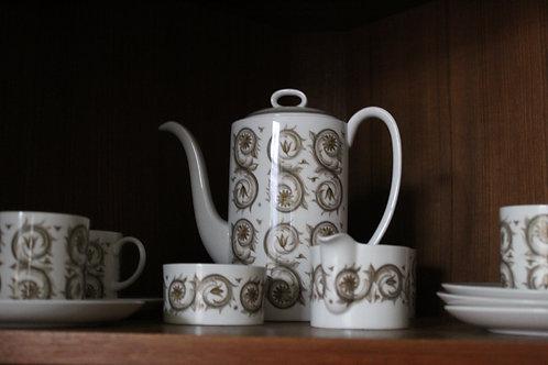 Susie Copper Coffee Set
