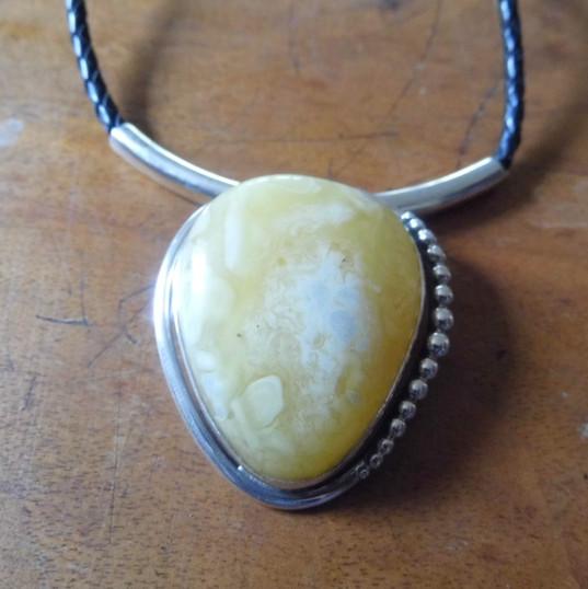 Yellow Amber £90.00